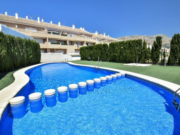 Ferienunterkunft für 4 Gäste in Dénia