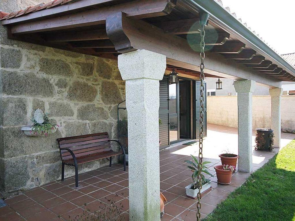 Unterkunft mit Garten in Padrón