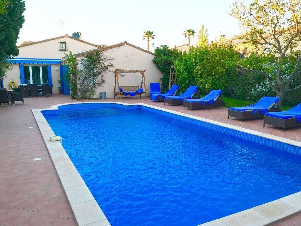 Residencia dotada en Languedoc
