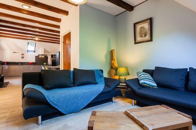 Vivienda de 80 m² con balcón