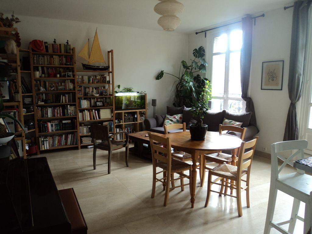 Hébergement de 80 m²