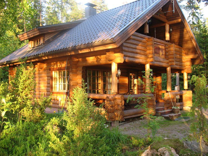 Isokoskelo - cozy cottage on the Lake shore