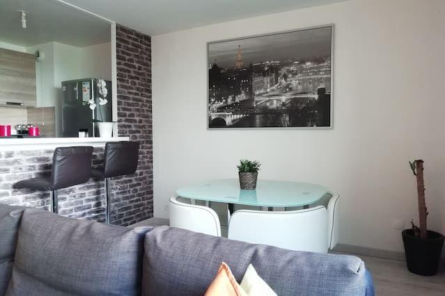 Appartement à 1 chambre à Saint-denis