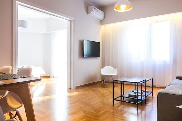 Alojamiento en Atenas de 1 habitación