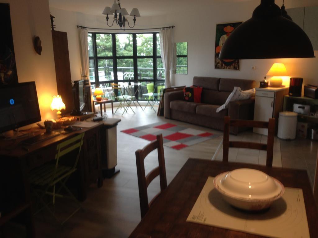 Alojamiento con balcón en Beauvais
