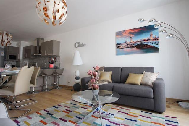 Apartamento provisto para 8 personas