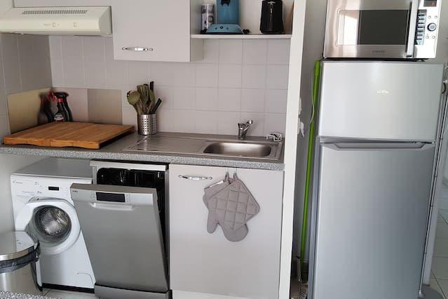 Alojamiento de 40 m² para 4 personas