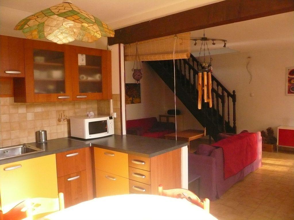 Alojamiento de 3 habitaciones en Montarnaud