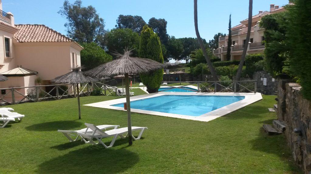 Alojamiento en Lepe con piscina