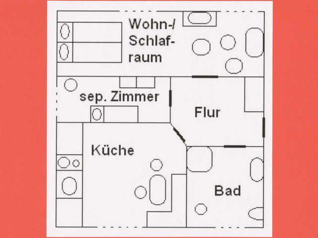 Casa con jardín en Groß - zicker