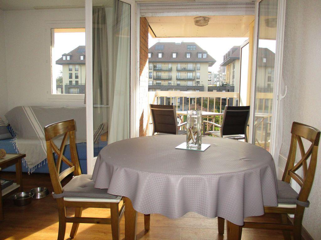 Ferienunterkunft in Le touquet-paris-plage mit 1 Zimmer