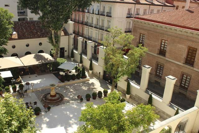 Apartamento tranquilo. Palacio Real
