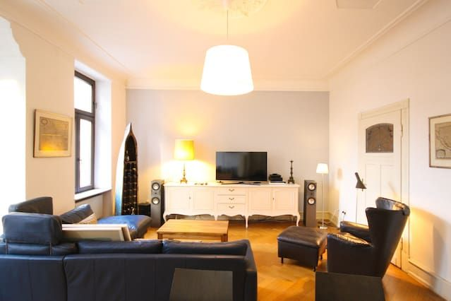 Fantastic Apartment Well Located