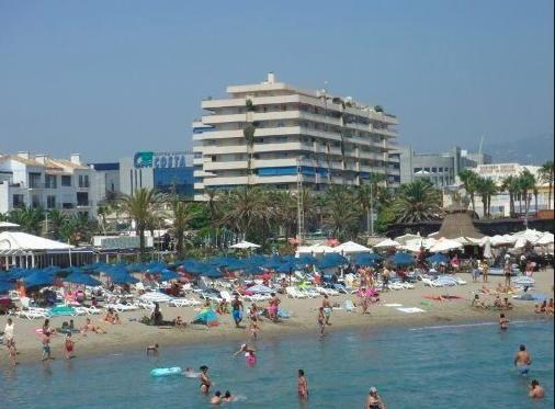 Piso de 2 habitaciones en Marbella