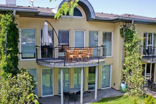 Cooles Studio 1 - 3 Pers mit Garten