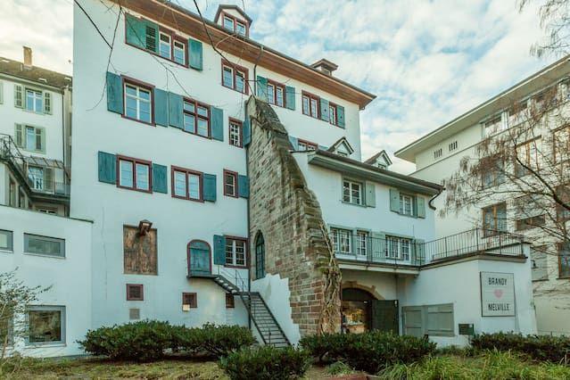Residencia en Basel para 10 huéspedes