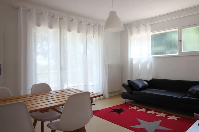 Residencia con wi-fi en Annonay