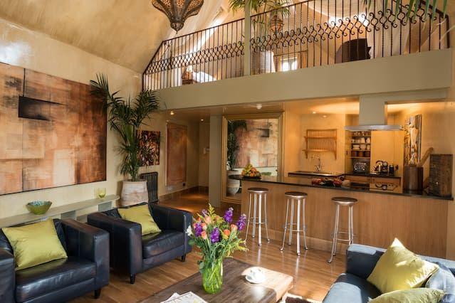 Un hermoso apartamento de un dormitorio en muy poca distancia de la ciudad de Oxford