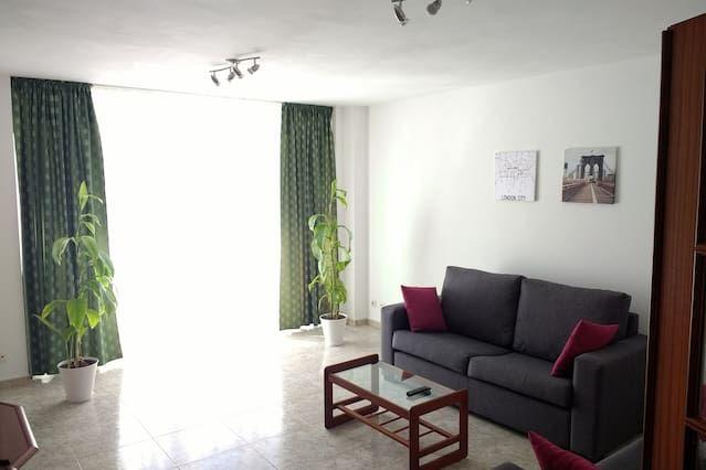 Apartamento de 2 habitaciones en Finisterre