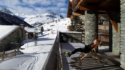 Alojamiento de 10 habitaciones en Val d'isère