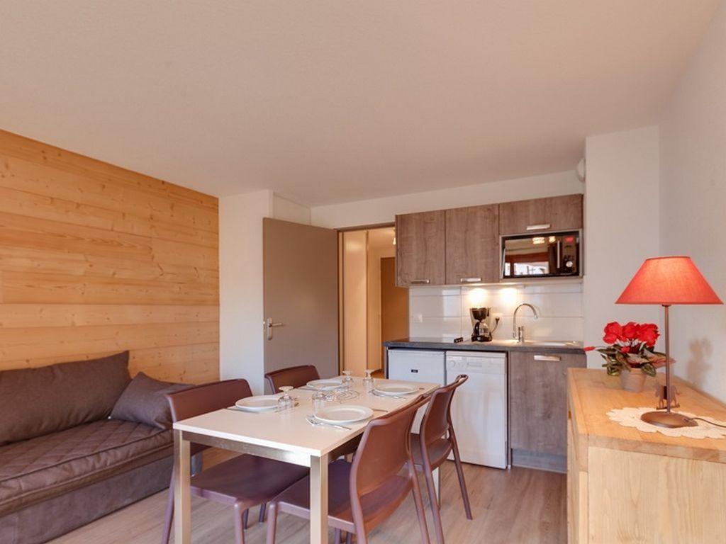 Apartamento de 30 m² con wi-fi