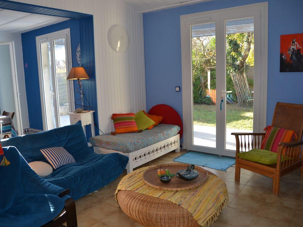 Vivienda de 100 m² para 10 huéspedes