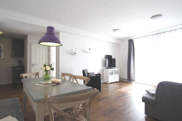 Panoramic 65 m² apartment