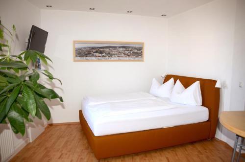 Ferienunterkunft mit 1 Zimmer in Gera