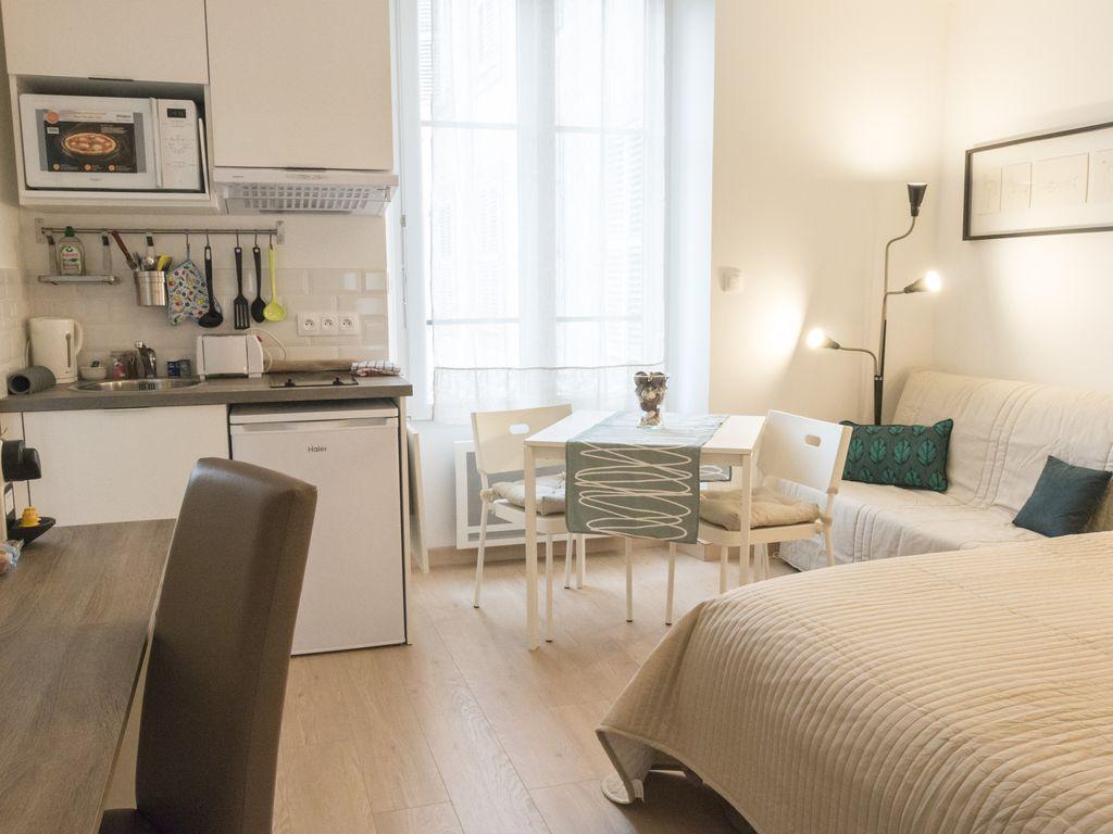 Apartamento de 1 habitación en Vittel
