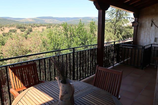 Vivienda de 2 habitaciones en Horcajo de la sierra