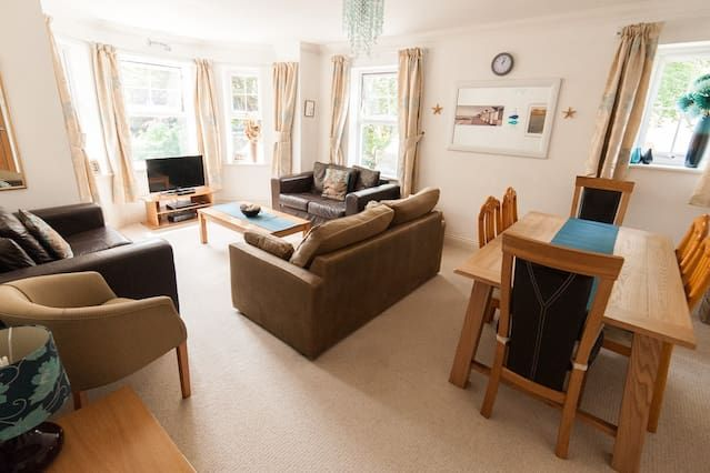 Family apartment in Bournemouth
