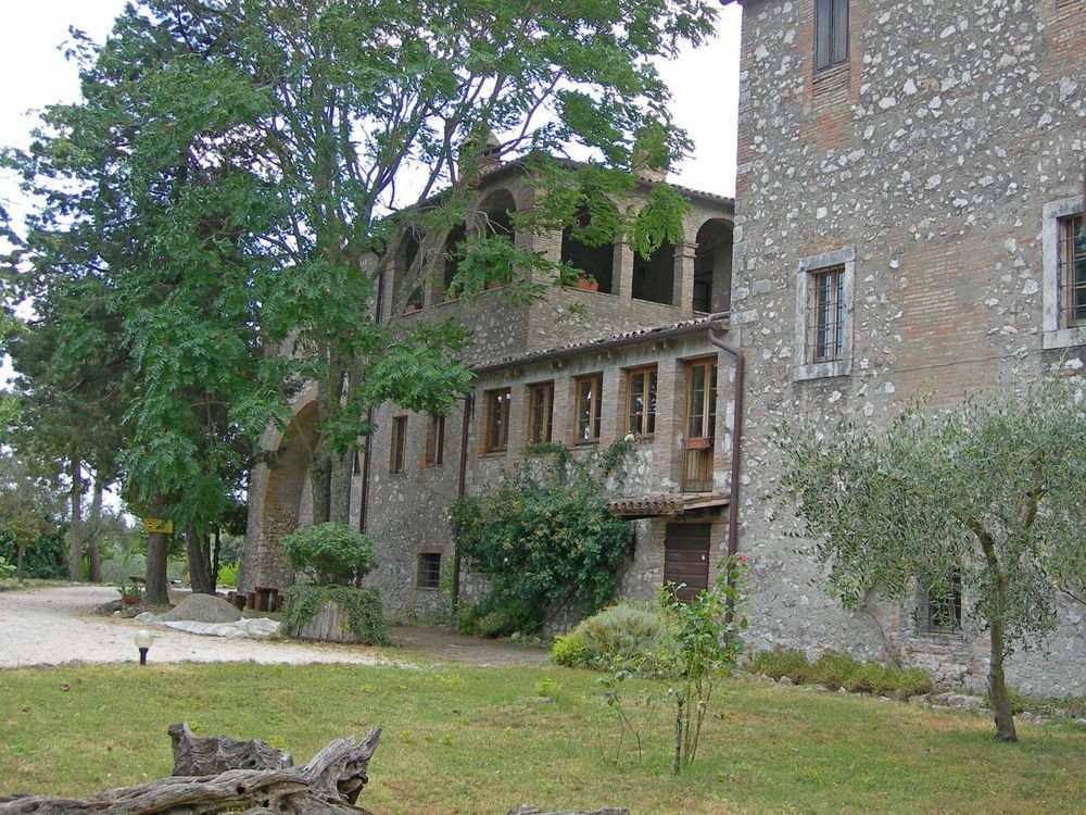Alojamiento en Lugnano in teverina con wi-fi