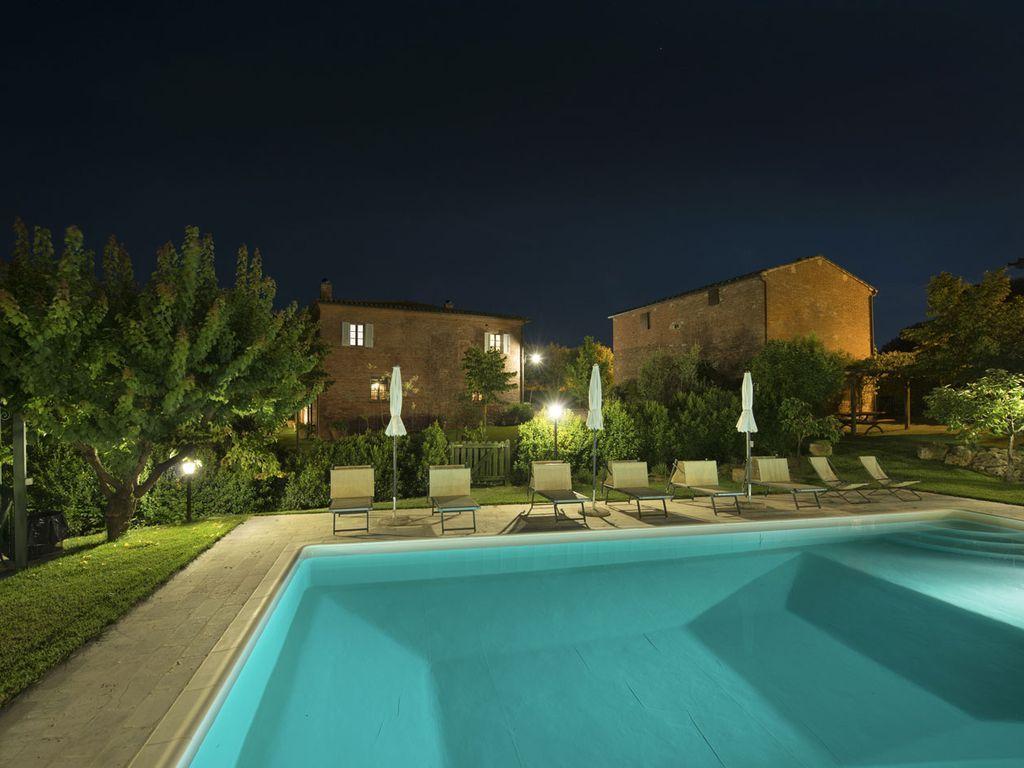 Alojamiento en Montepulciano de 4 habitaciones
