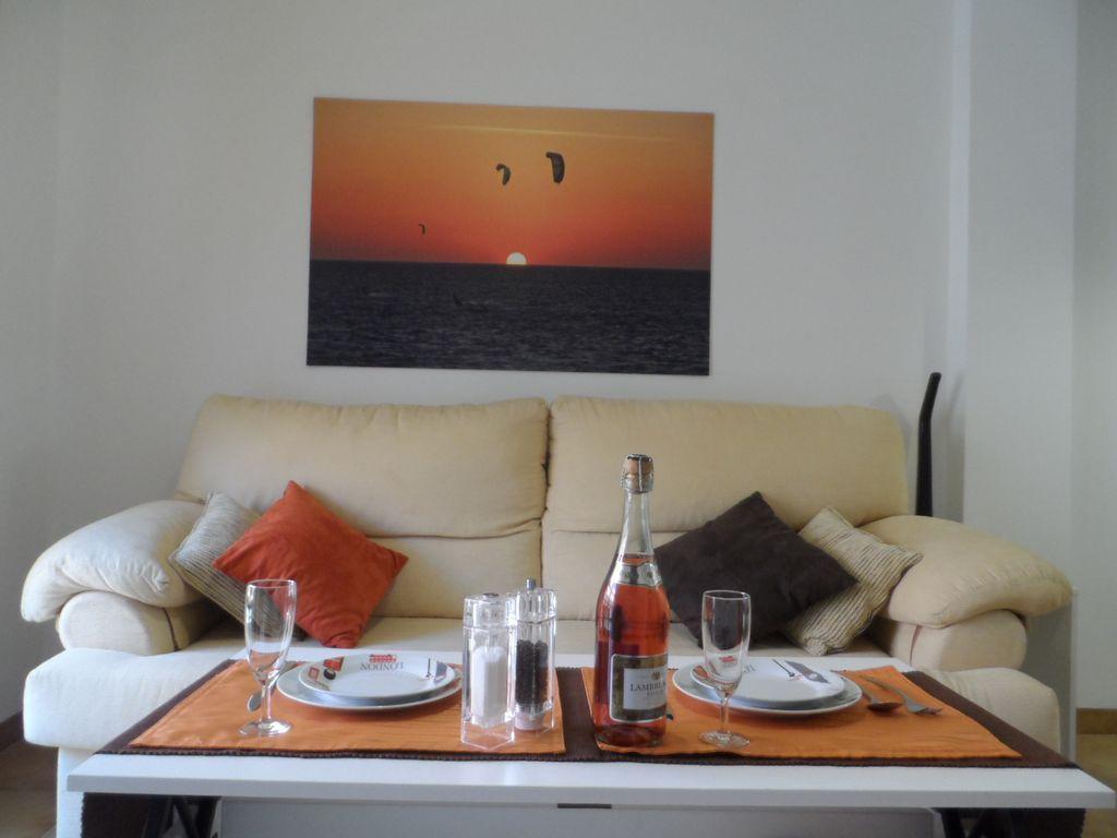 Apartamento popular para 4 personas en Tarifa