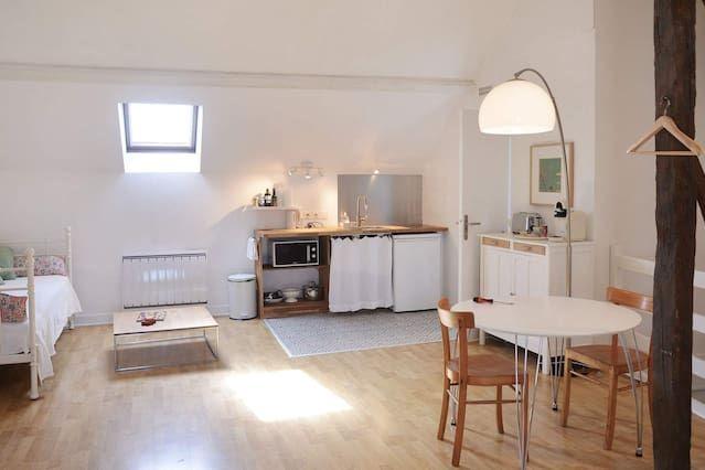 Atractivo piso en Moret-sur-loing
