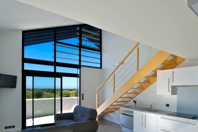 Vivienda de 70 m² para 4 huéspedes
