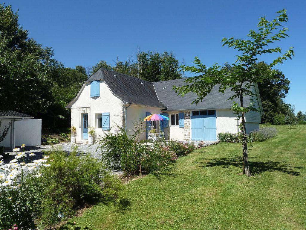 Alojamiento de 85 m² en Ogeu-les-bains