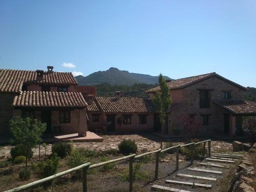 Residencia para 6 huéspedes en Fuentes de rubielos