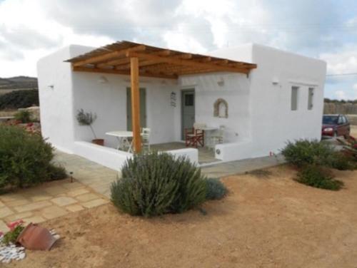 Alojamiento de 2 habitaciones en Agios georgios