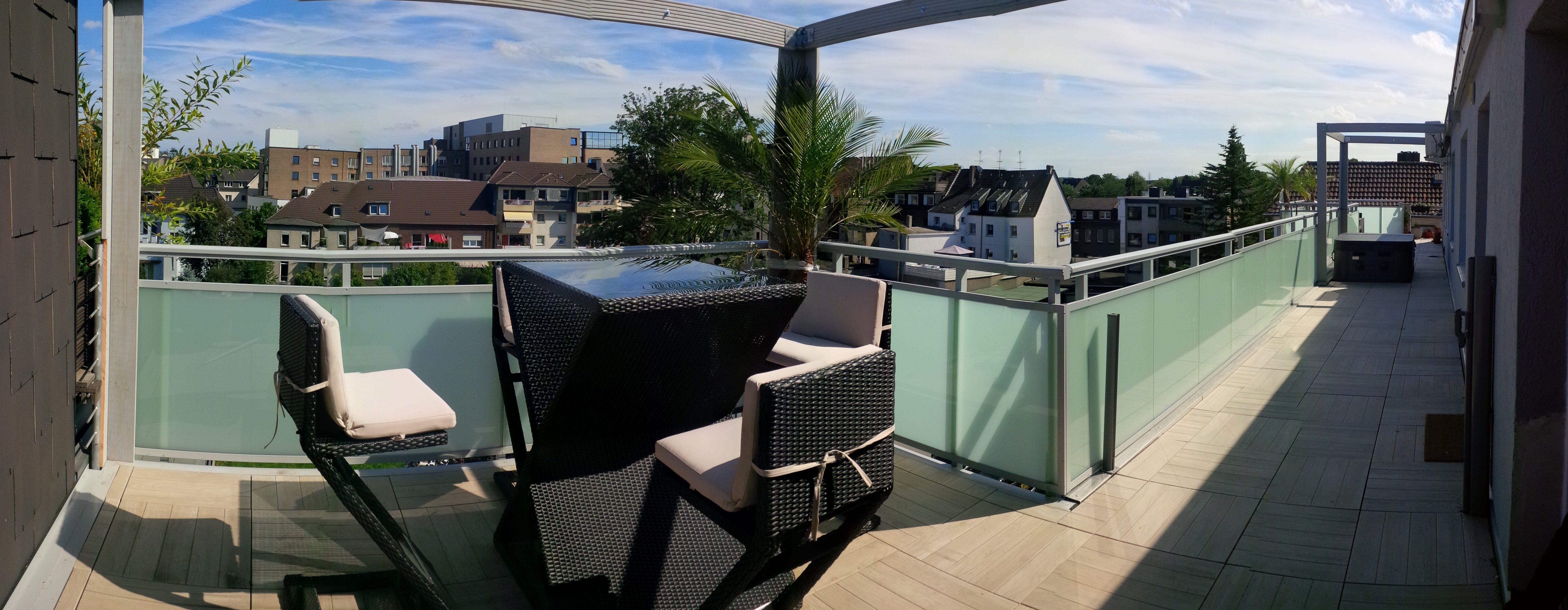 150m2 Penthouse Sauna & 100m2 terrace
