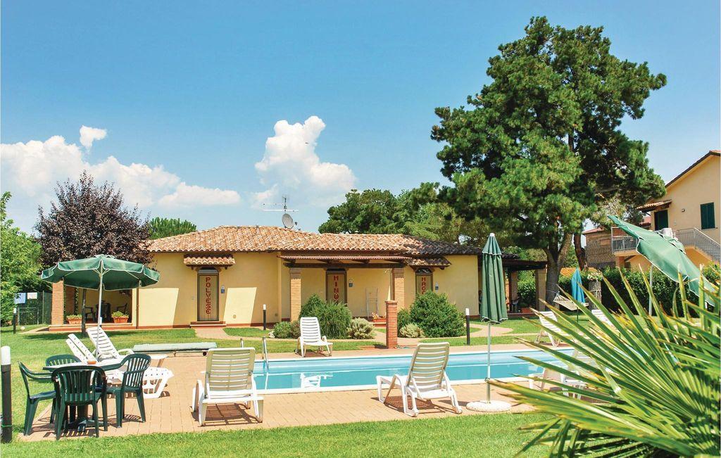 Alojamiento de 44 m² en Castiglione d.lago pg