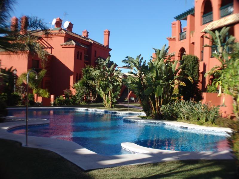 Bonita Hills Calahonda 2 bed 2 bath ground floor