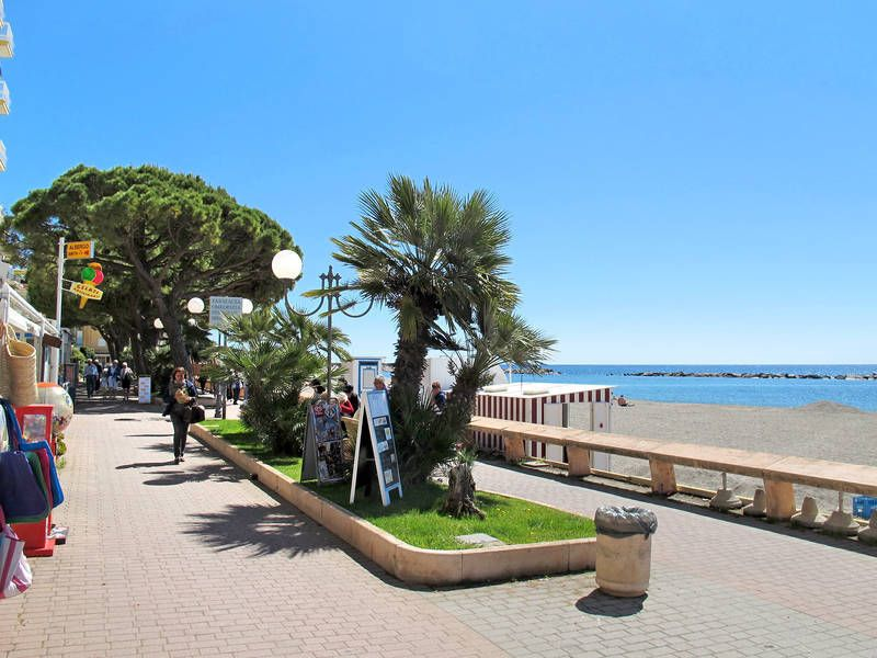 Familiar apartamento en San bartolomeo al mare