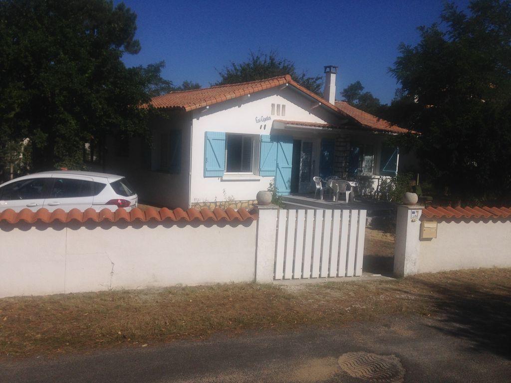 Villa renovada 7 personas