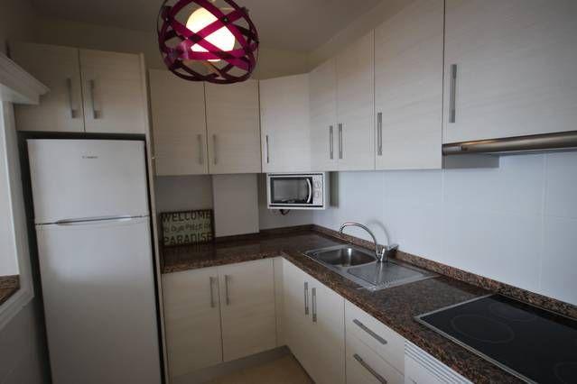 Apartment in La caleta with 2 rooms