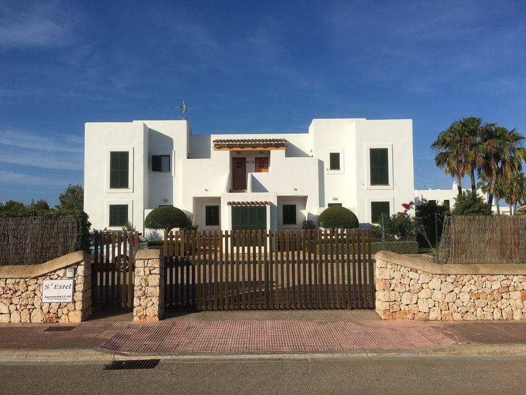 Holiday rental cosy in Santanyí