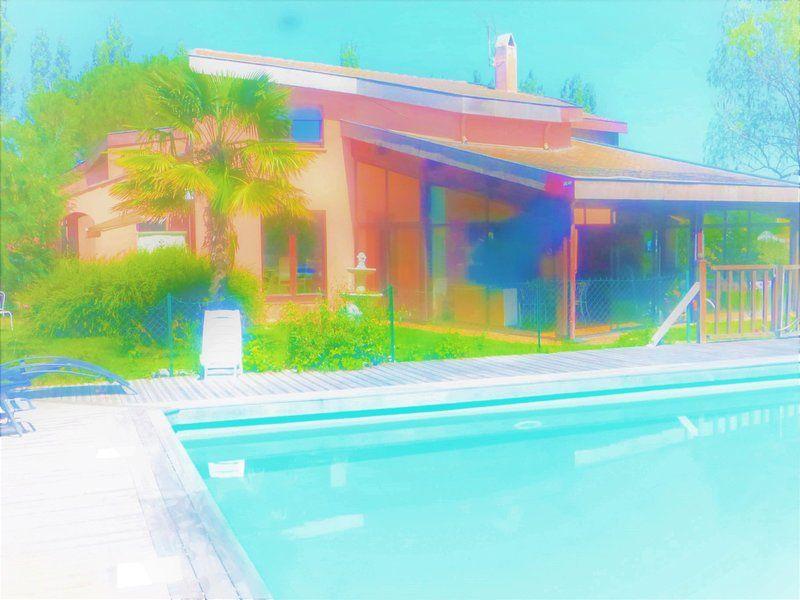 Apartamento con piscina para 2 personas