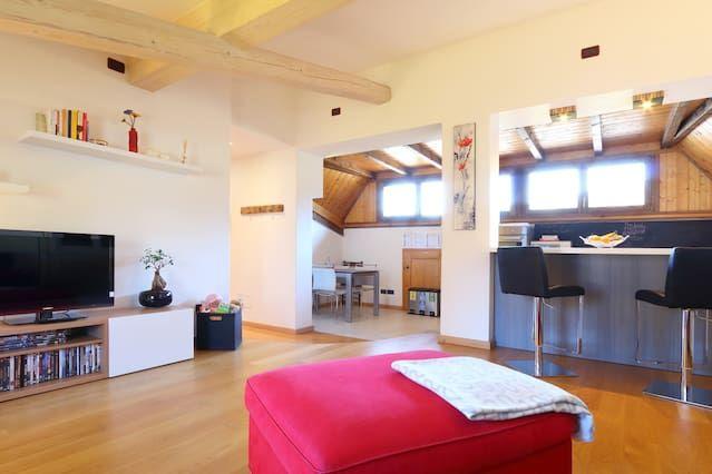 Apartamento en Vattaro para 5 huéspedes