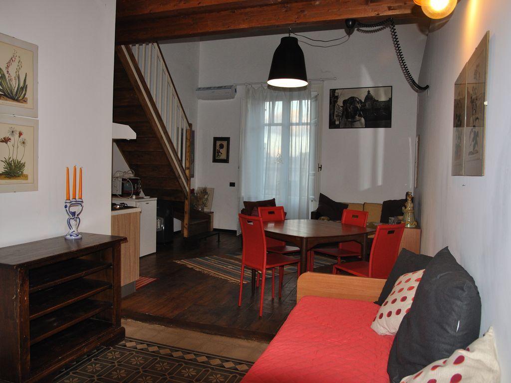 Ausgestattete Ferienunterkunft mit 1 Zimmer