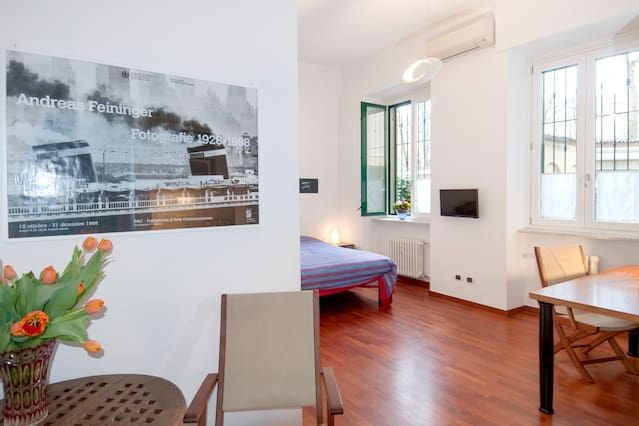 Fitted property in Milano